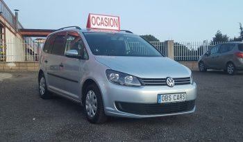 ¡¡¡VENDIDO!!! Volkswagen Touran 1.6 Tdi 105cv completo