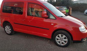 Volkswagen Caddy Life 1.9 Tdi completo