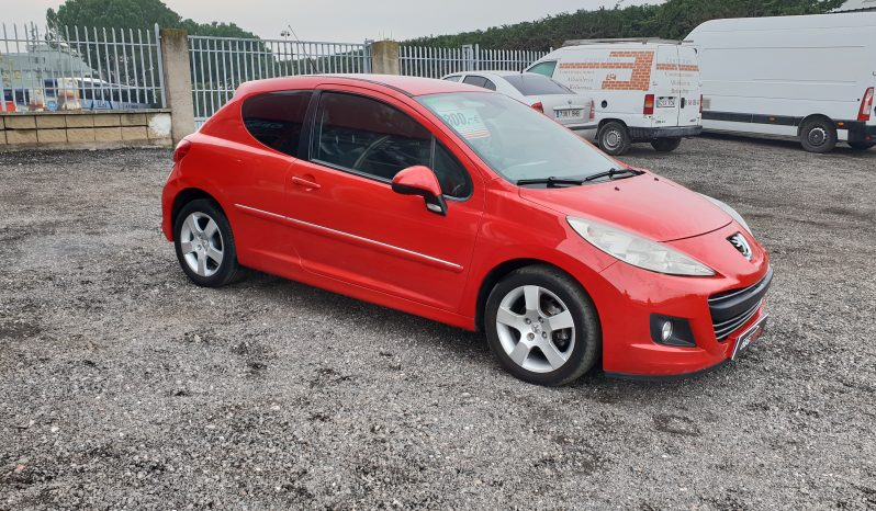 Peugeot 207 sport 1.6 Hdi completo